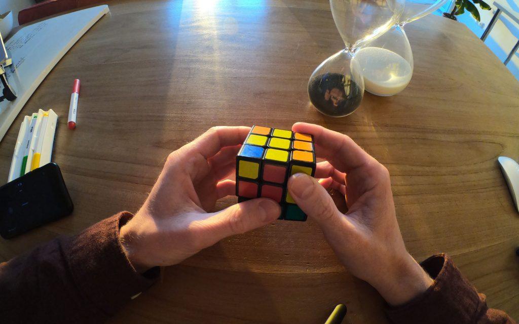 Rubiks Kubus Oplossen