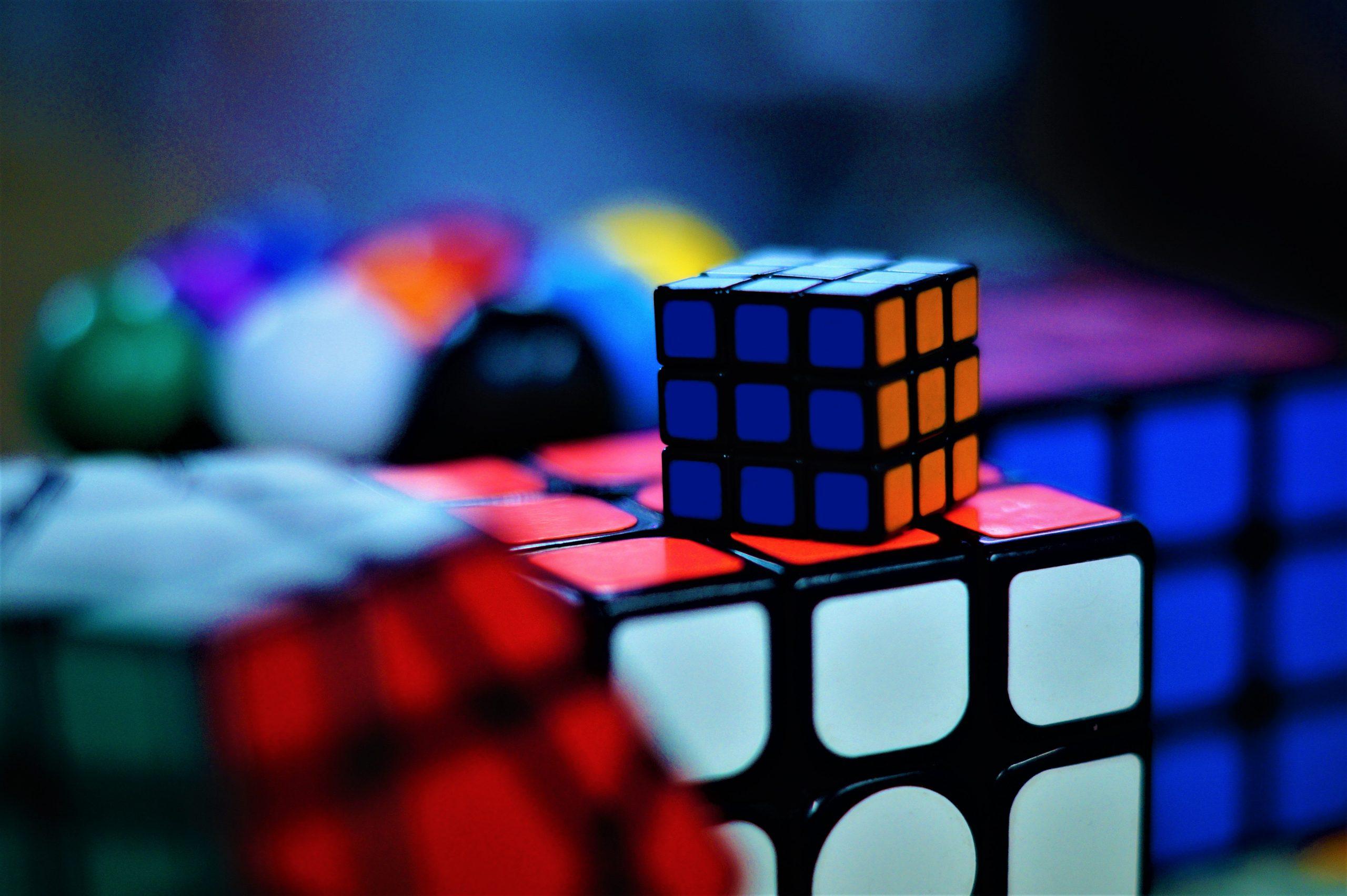 Afbeelding van Rubiks Kubussen